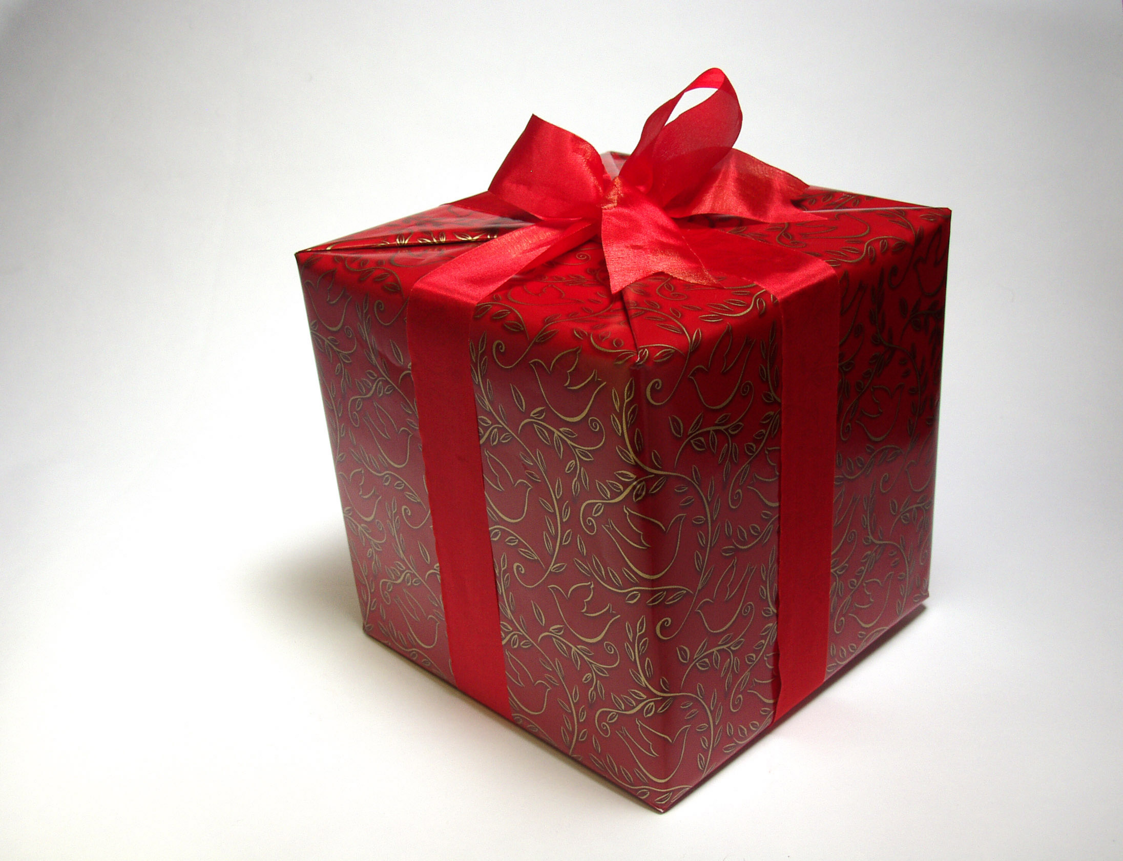 Как разрешить себе получать подарки